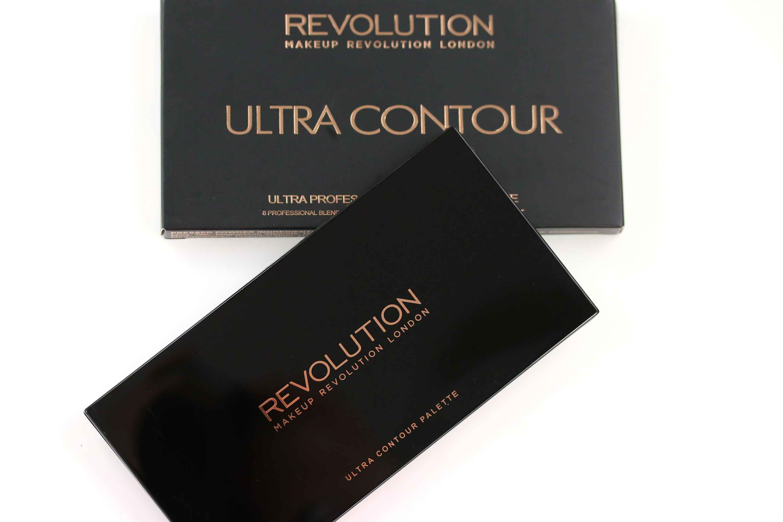 MakeUp Revolution Ultra Contour Palette InnenAussen