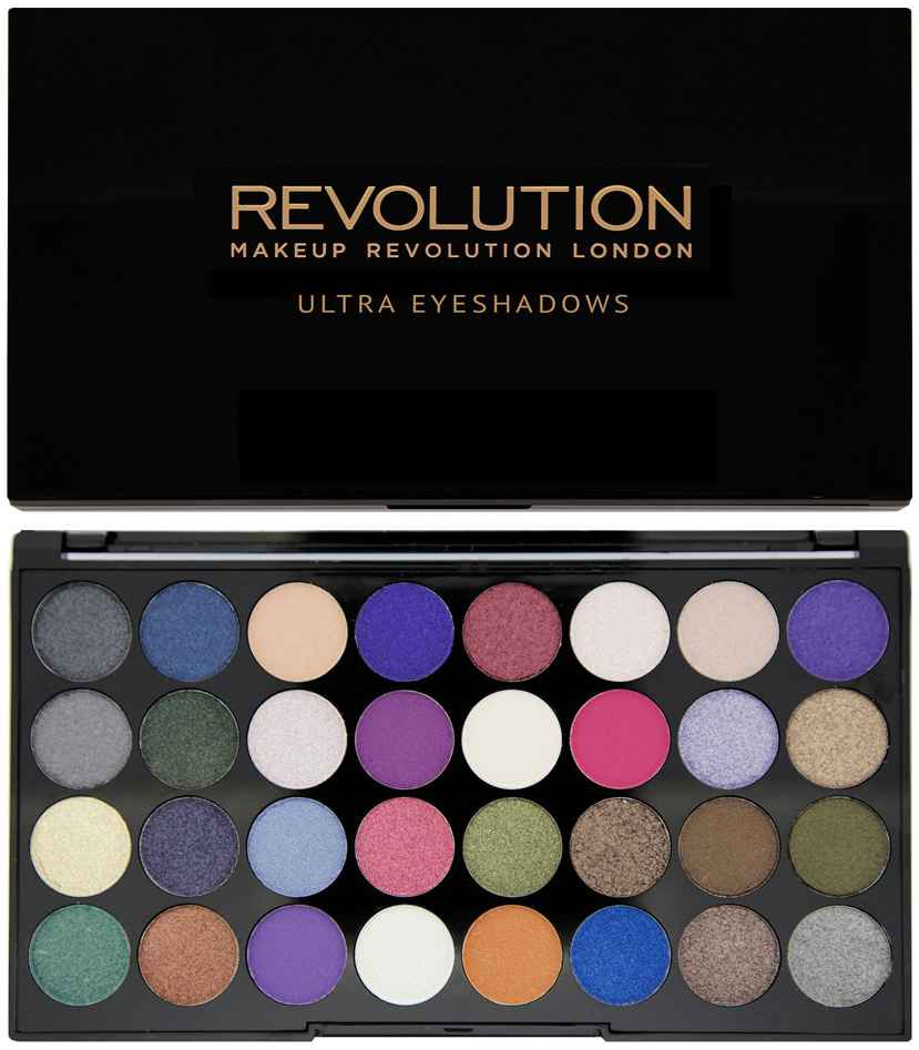 MakeUp Revolution Ultra Eyeshadow Eyes Like Angels