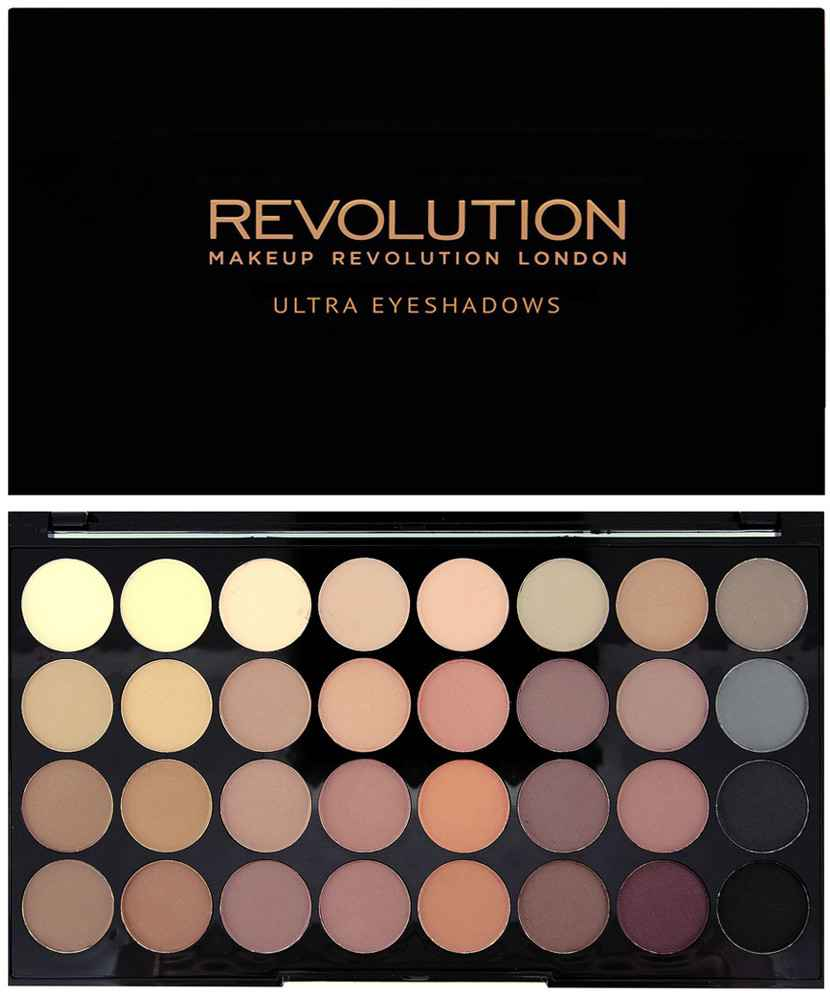 MakeUp Revolution Ultra Eyeshadow Flawless Matte
