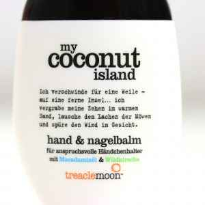 Treaclemoon Handcreme Coconut InnenAussen