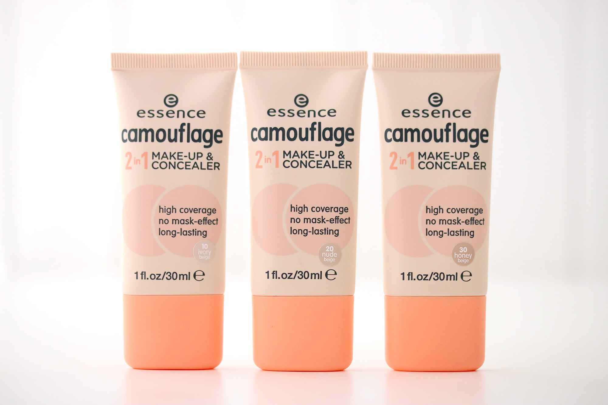 essence Camouflage Make-Up Concealer InnenAussen 1