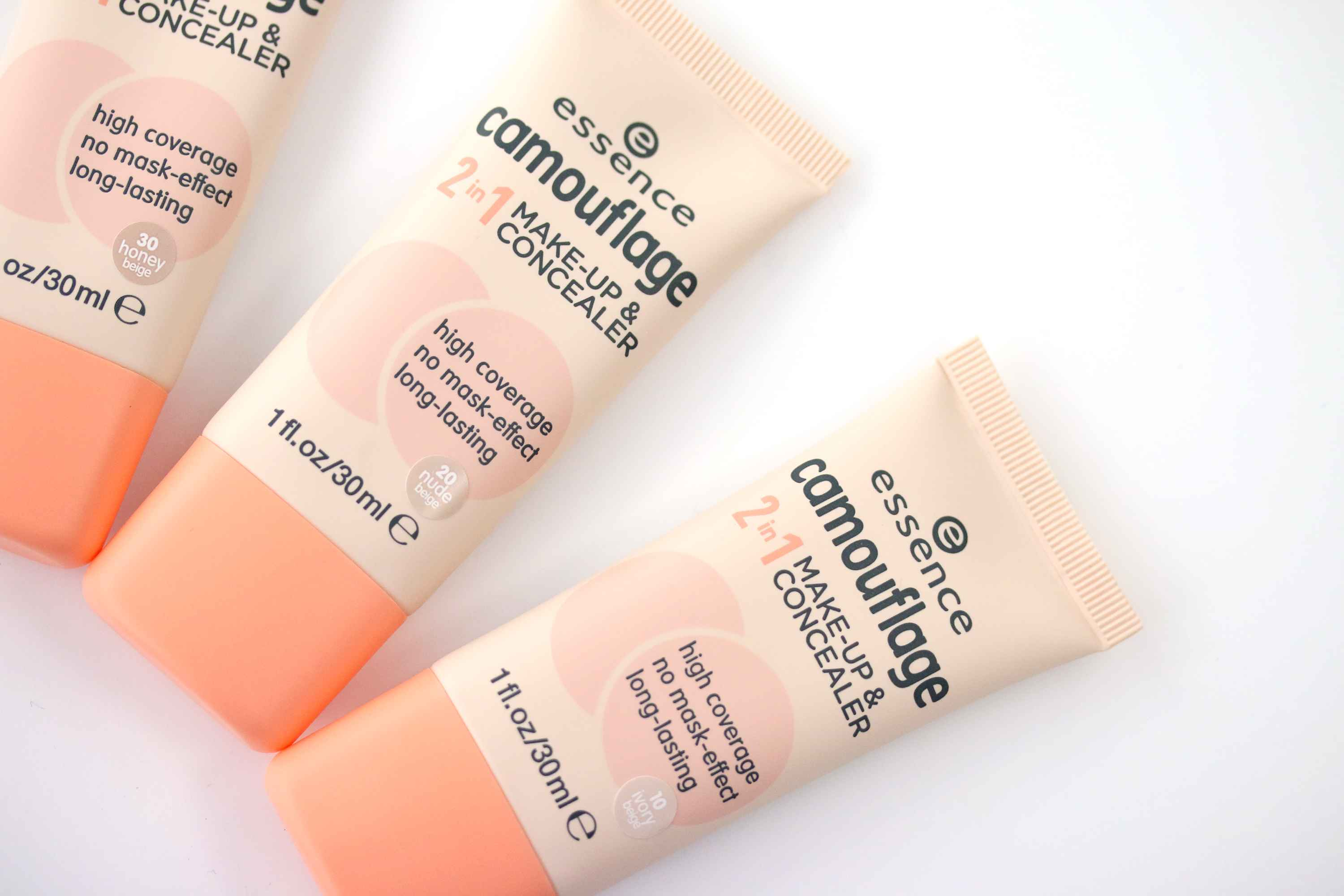 essence Camouflage Make-Up Concealer InnenAussen
