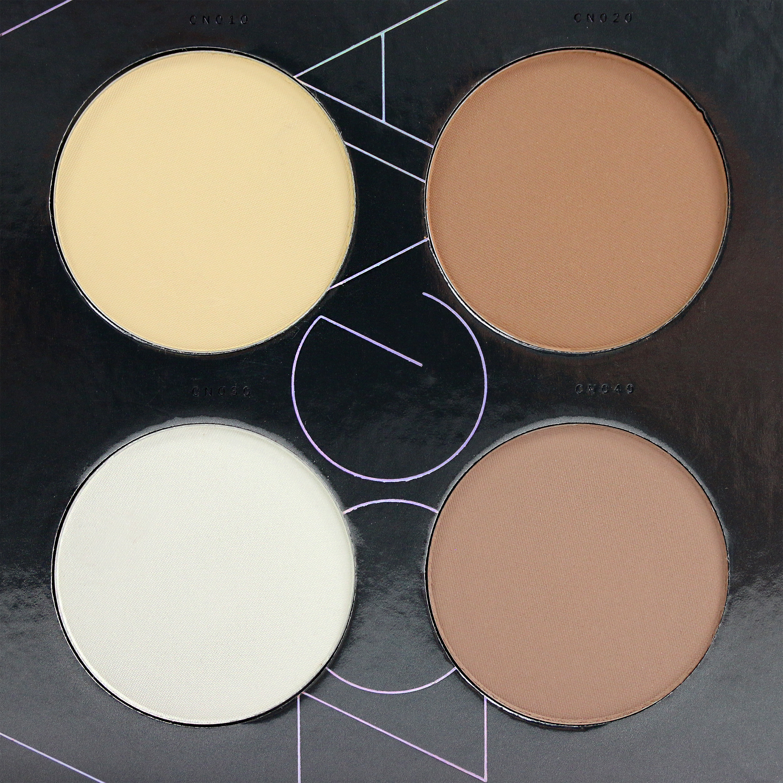 zoeva concealer contour spectrum innenaussen. Black Bedroom Furniture Sets. Home Design Ideas