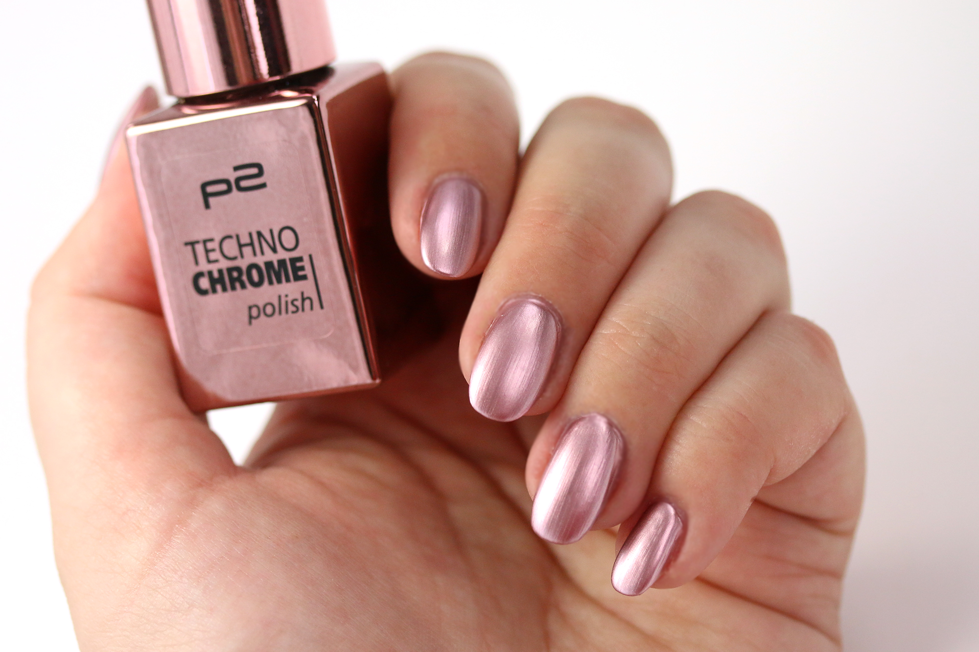 p2 Techno Chrome 030 Bronze Cut