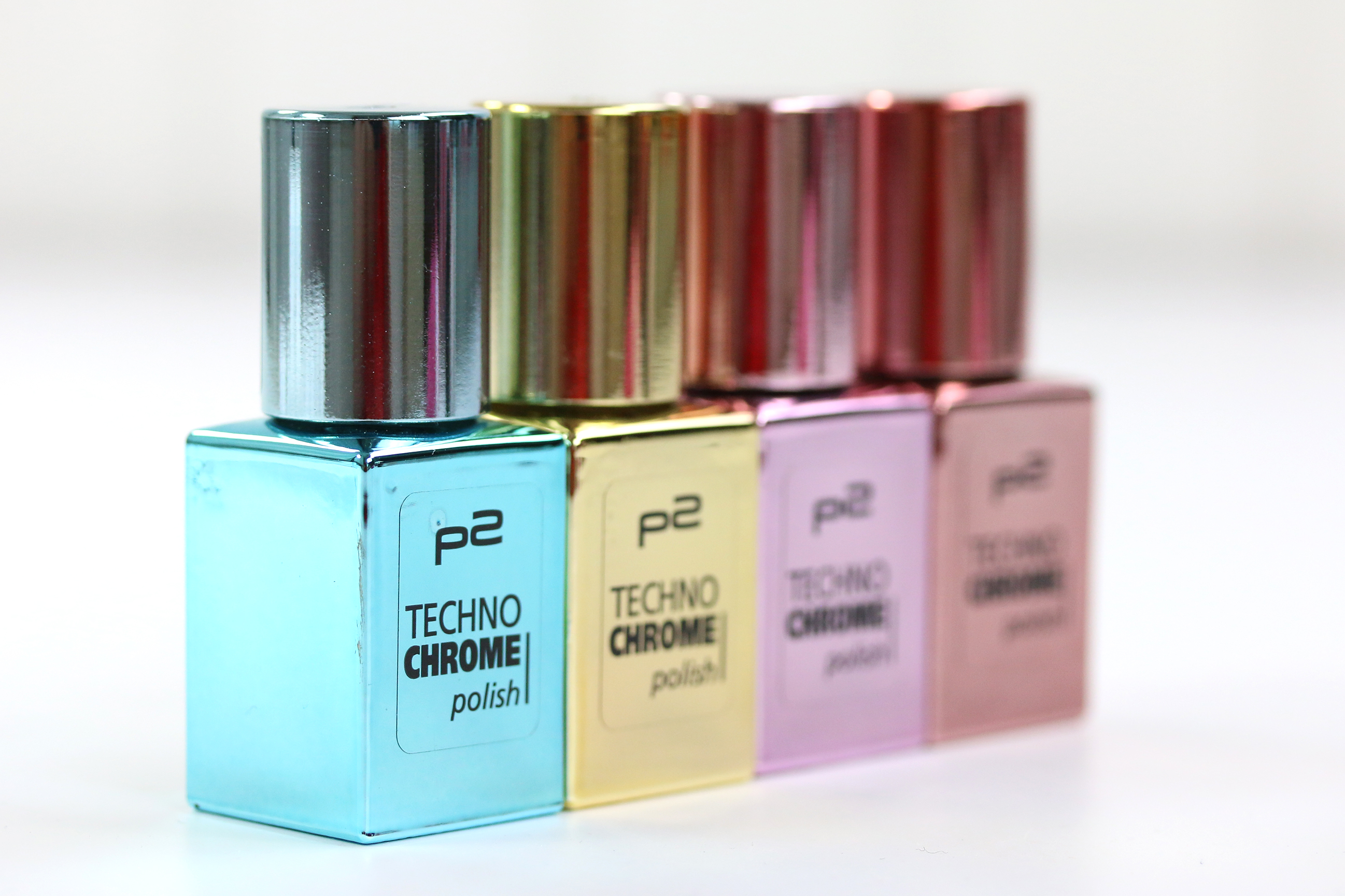 p2 Techno Chrome Nagellack