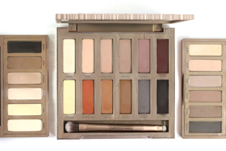 Urban Decay Naked Palette / Naked 3 und Urban Decay Cherry