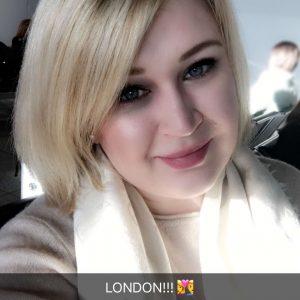 London Fotomodelle begleiten
