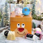 Lush Verwöhnbox Reindeer Games mit 7 Produkten