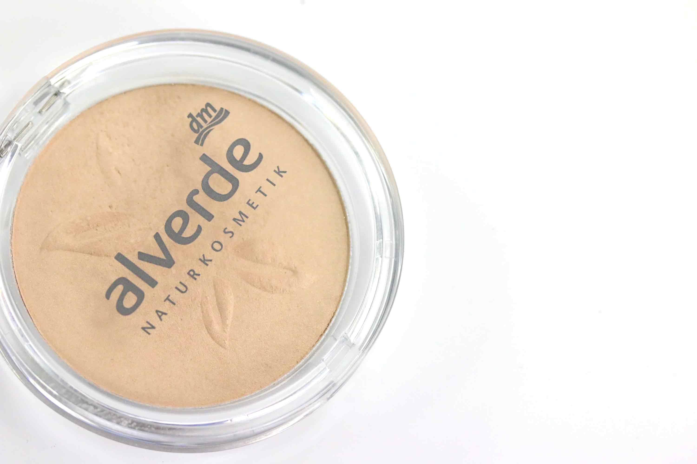 Alverde Highlighter (Illuminating Powder)