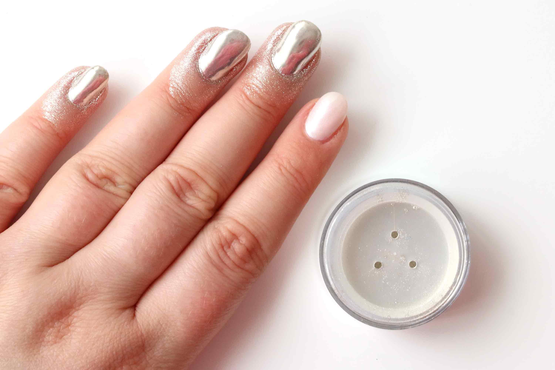 NOTD] IsaDora Chrome Nails - Anwendung und Swatches - InnenAussen