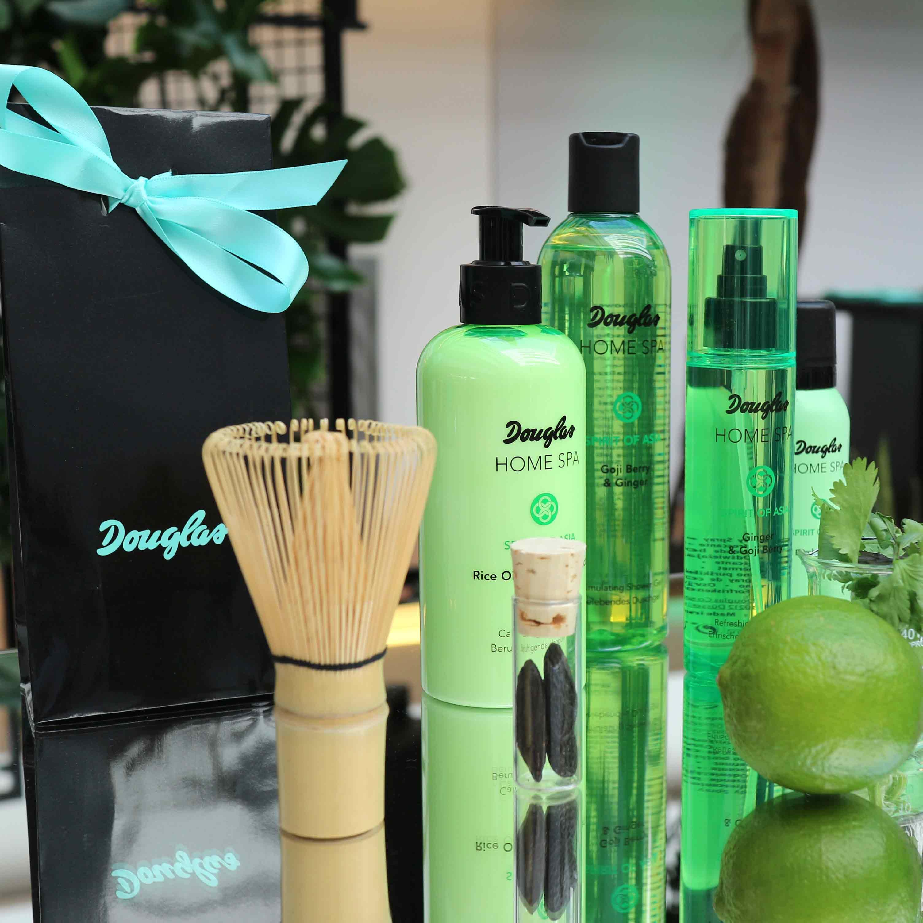 Event] Douglas Beauty Salon InnenAussen