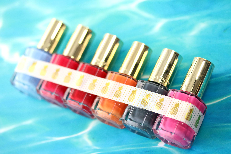 Neue Farben Loreal Color Riche Nagellack - InnenAussen