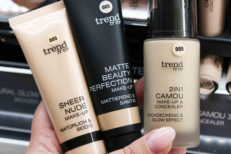 Test - Concealer / Abdeckstift - trend IT UP Matte Beauty