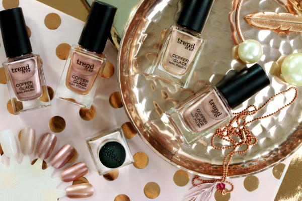 trend It Up Copper Glace