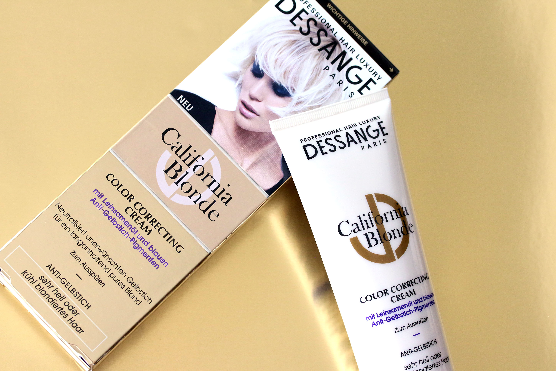 dessange california blonde color correcting cream innenaussen