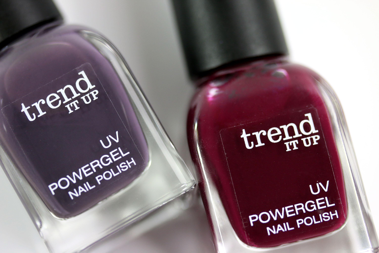 trend It Up Nagellack - alle neue Farben mit Tragebildern - InnenAussen