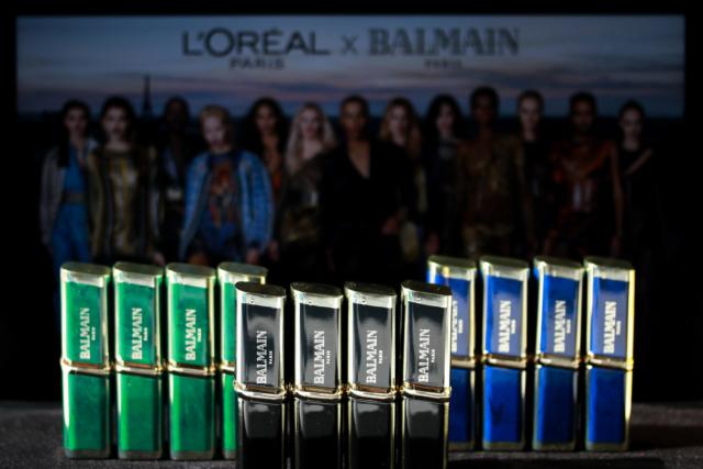 Loreal Balmain Lippenstift