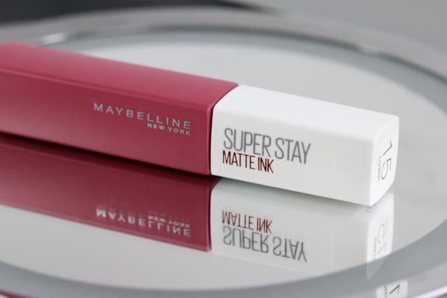 maybelline superstay matte ink 15 lover innenaussen. Black Bedroom Furniture Sets. Home Design Ideas
