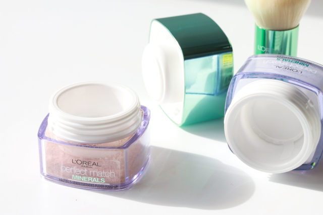 Loreal Perfect Match Minerals