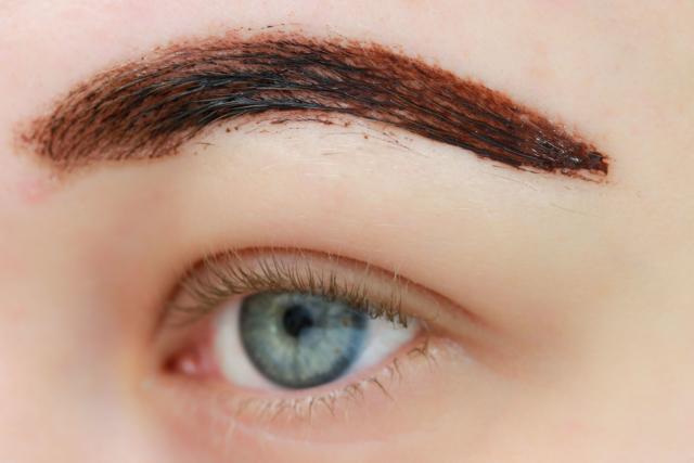 Wie funktioniert das maybelline tattoo brow gel innenaussen for Maybelline eyebrow tattoo