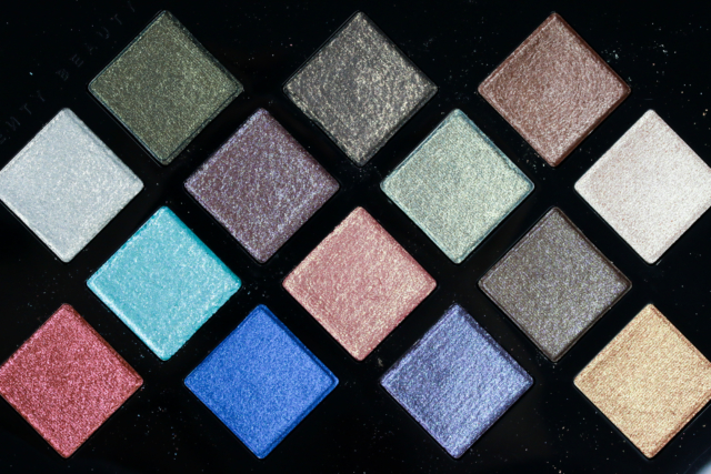 Fenty Beauty Galaxy Palette