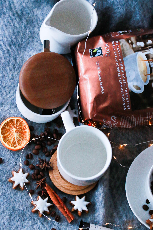 advent tag 3 luxus tchibo barista kaffeegenie erpaket. Black Bedroom Furniture Sets. Home Design Ideas
