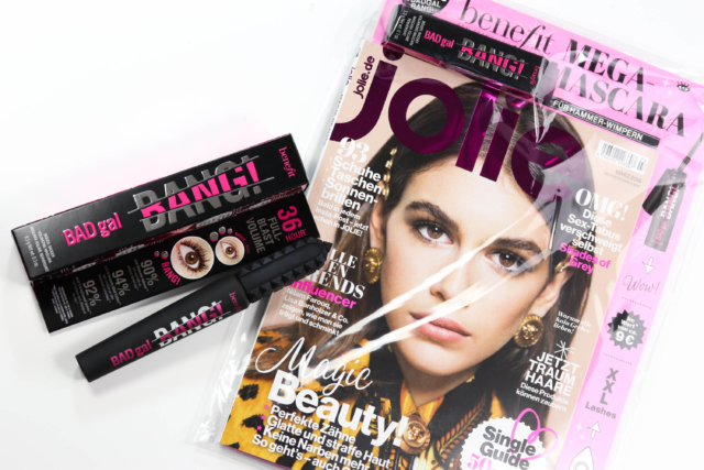 Benefit Bad Gal Bang Mascara Jolie