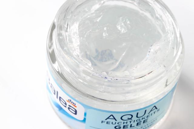 Balea Aqua Feuchtigkeits Gelee