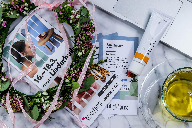 Gewinnspiel Kommt Mit Dr Hauschka Und Mir Zur Blickfang Stuttgart