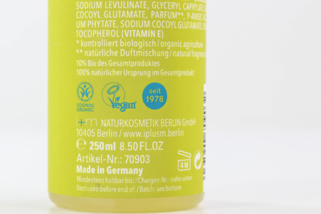 i + m Repair Shampoo