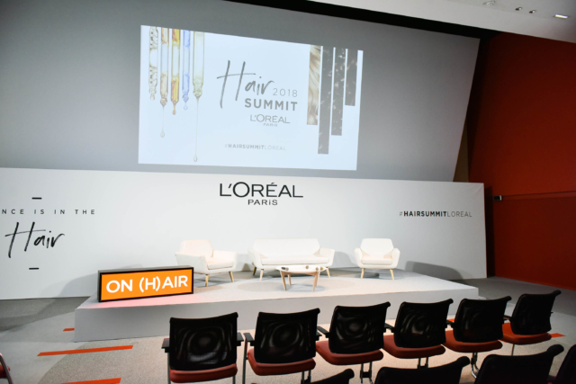 L'Oréal Paris Hair Summit