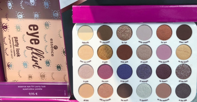 essence The Palettes