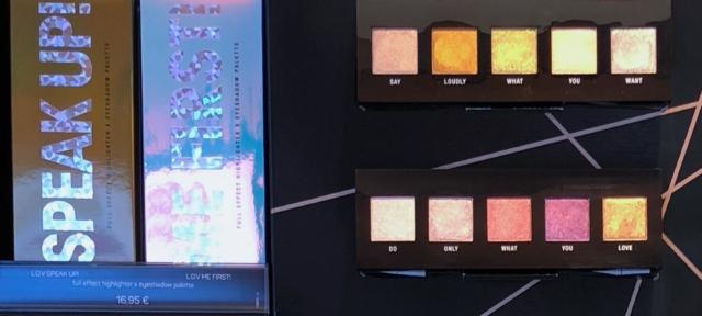 LOV The Palettes