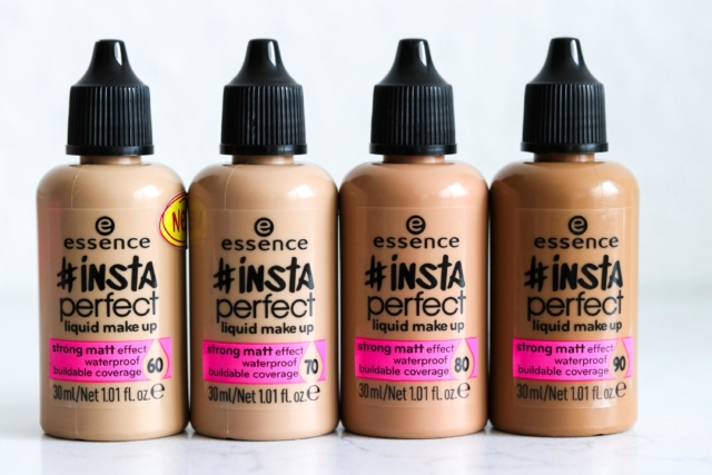 essence Insta Perfect Liquid Make-Up