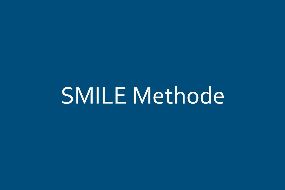 Operation mit der SMILE-Methode